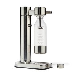 Stainless Steel Sparkling Water Maker