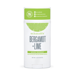 Bergamot + Lime Deodorant