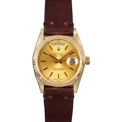 Rolex Day-Date 1803 Watch, 36mm
