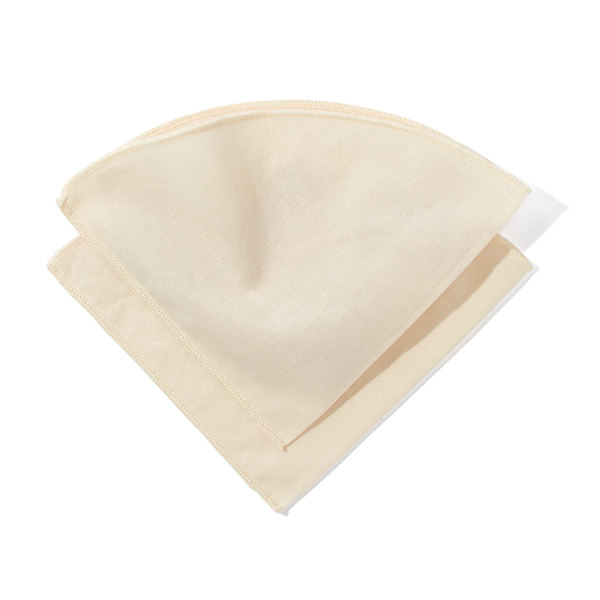 Natural Linens Boutique  Organic Coffee Filters, Chemex 8-Cup, Set of 2