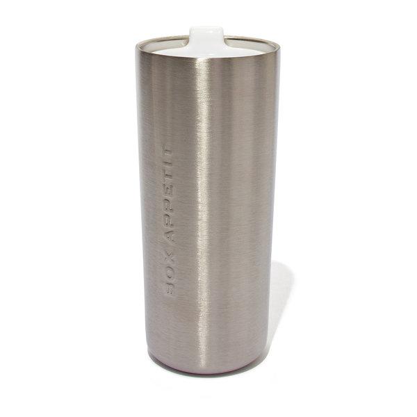 Box Appetit Stainless Steel Travel Mug
