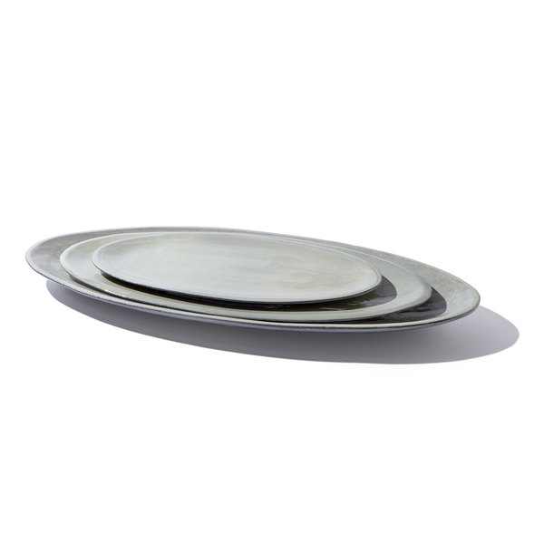 Il Buco Vita  Assisi Nested Oval Platters, Set of 3