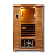 Clearlight Premier Cedar 2-Person Sauna