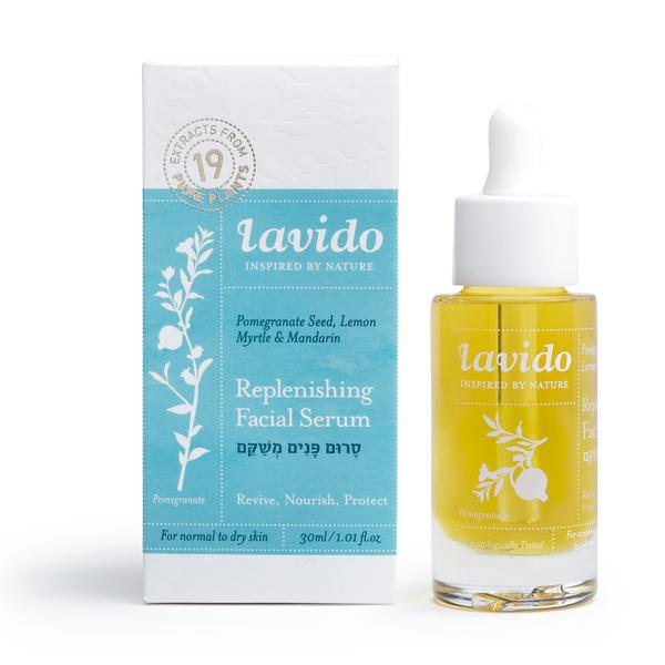 Lavido Replenishing Facial Serum