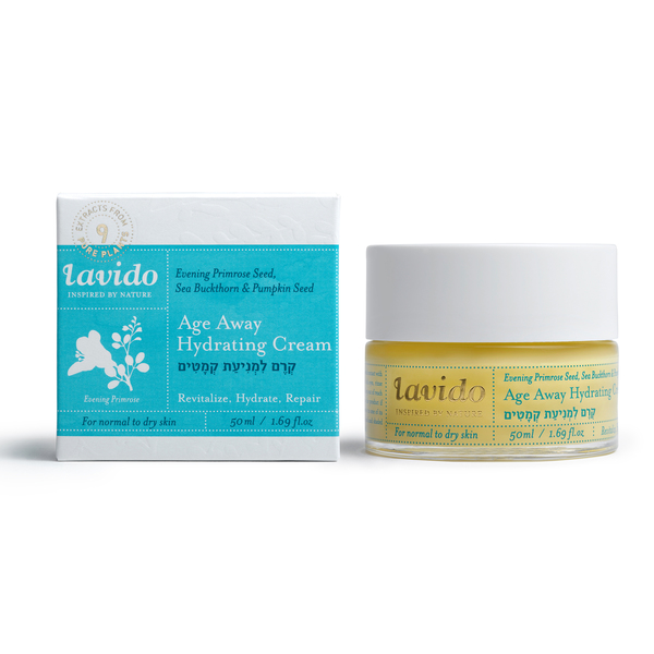LAVIDO Age Away Hydrating Cream