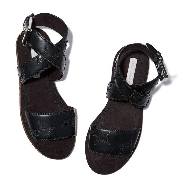 Stella McCartney Flat Star Sandals