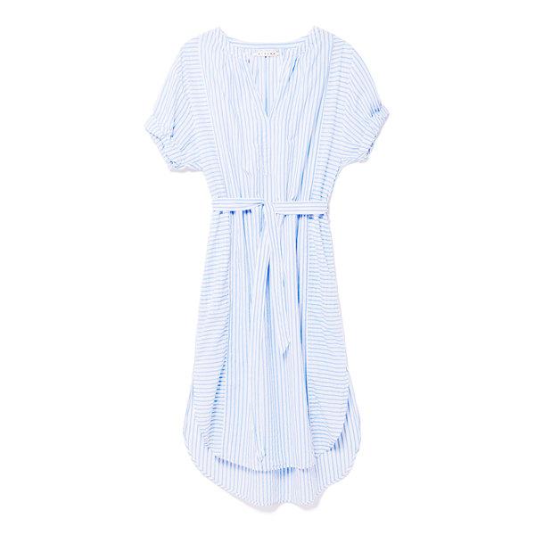 Xirena Chennedy Striped Cotton Dress