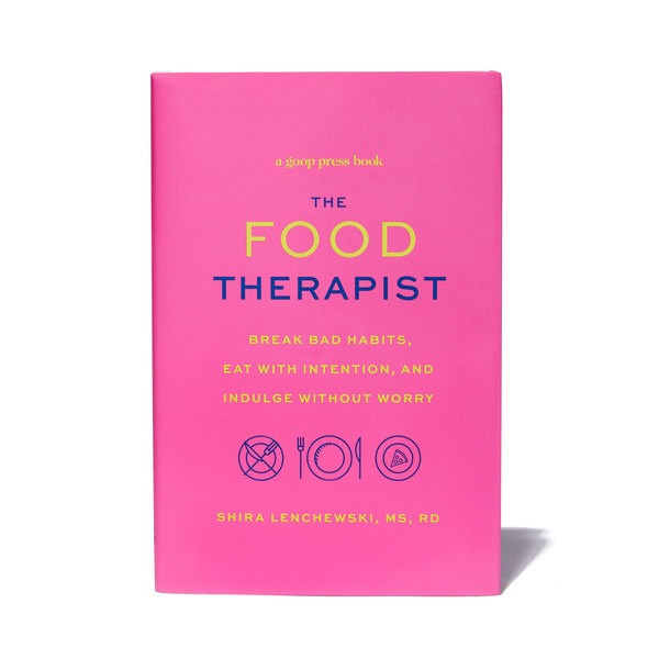 goop Press The Food Therapist, Hardcover