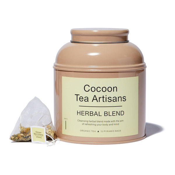 Cocoon Tea Artisans  100% Organic Herbal Tea