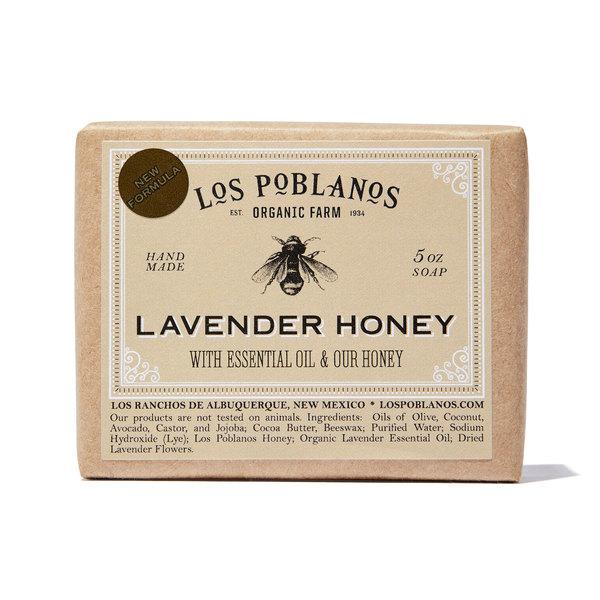 Los Poblanos Lavender Honey Bar
