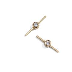 Diamond Axis Studs
