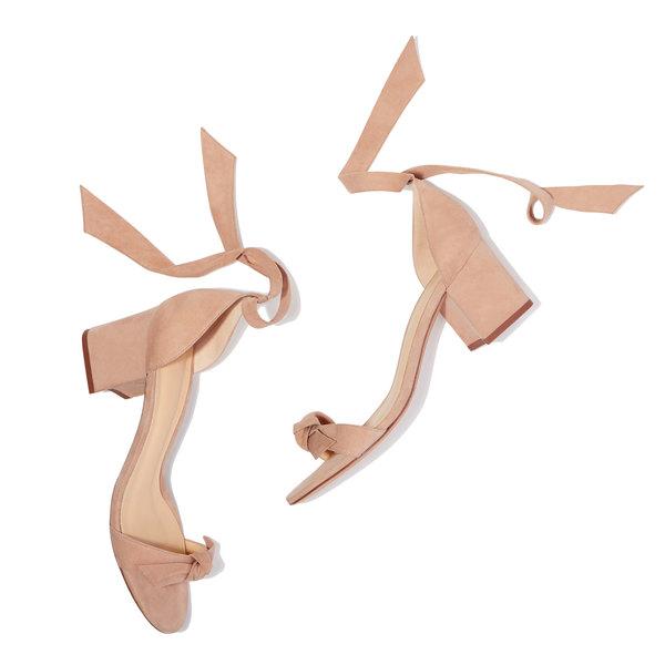 Alexandre Birman Clarita Block-Heel Sandals