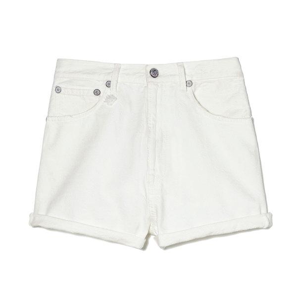 R13 High-Rise Hailey Shorts