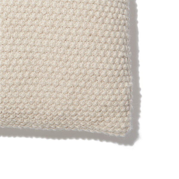 AIAYU Heather Wool Pillow