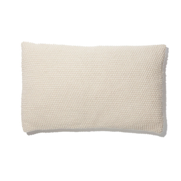 Aiayu Heather Wool Pillow