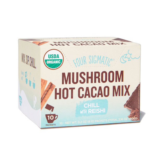 Four Sigmatic Mushroom Hot Cacao mix with Reishi