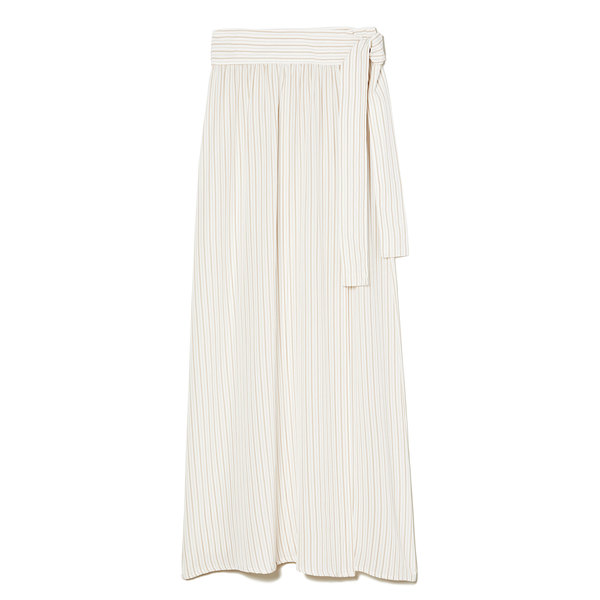 Paolita Cubano Silk Wrap Skirt
