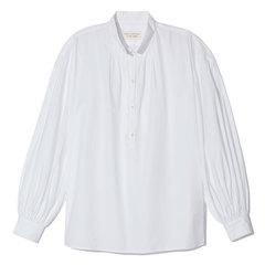 Claira Cotton Button-Up Top
