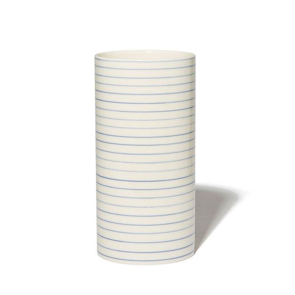 Anne Black  Stripes Vase Narrow, Extra Large
