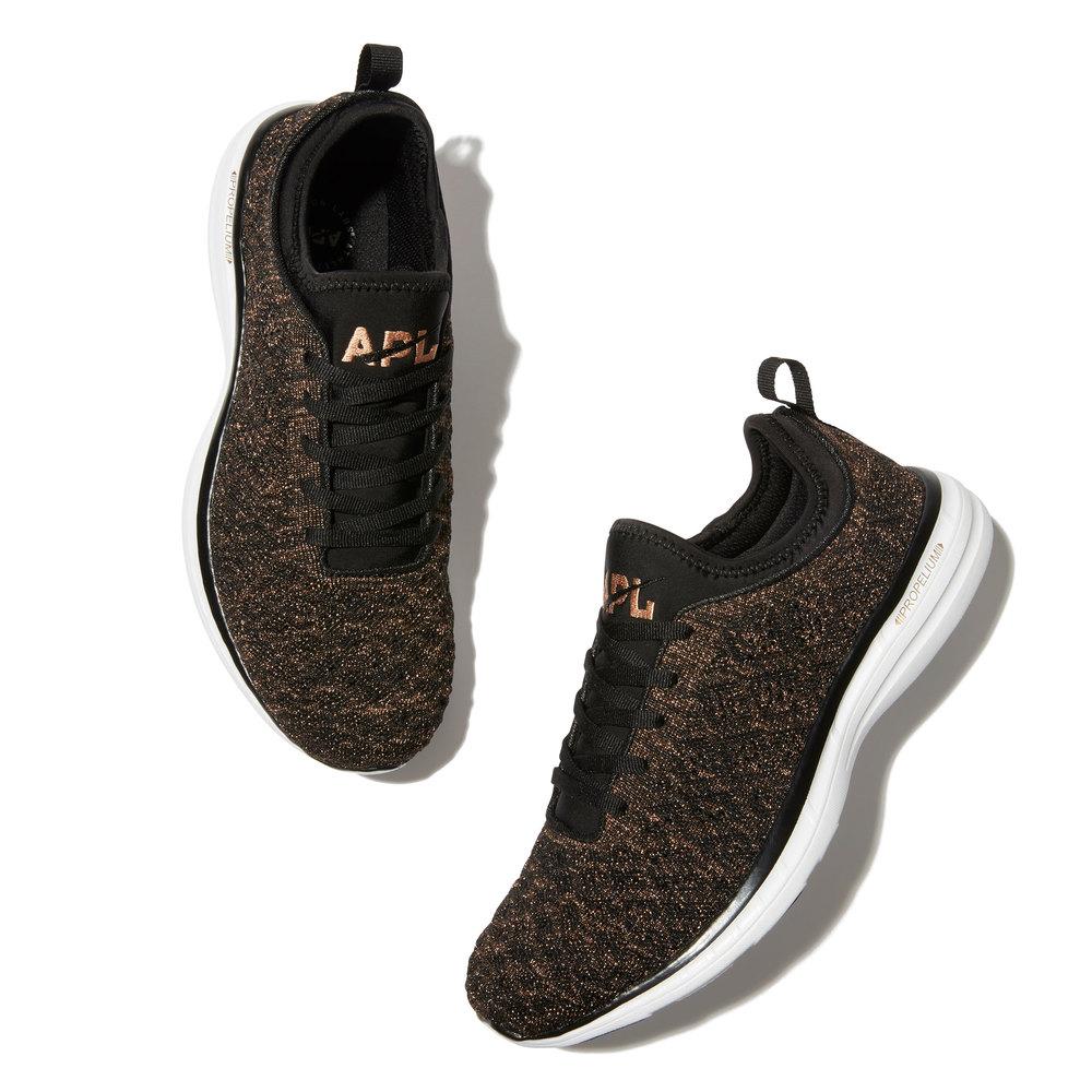 Apl Techloom Phantom Black Sneakers Goop