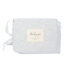 French Linen Sheet Set With Pillowcase, Queen