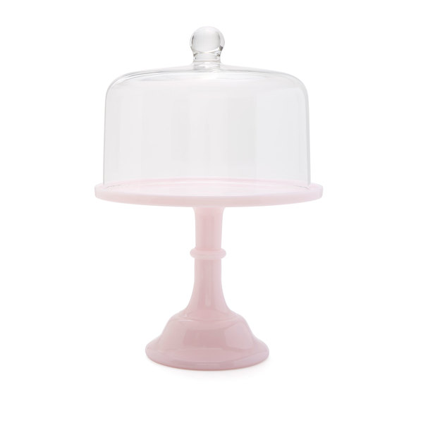 Mosser Glass Glass Cake Dome