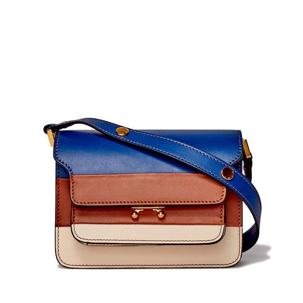 Marni Color-Block Shoulder Bag