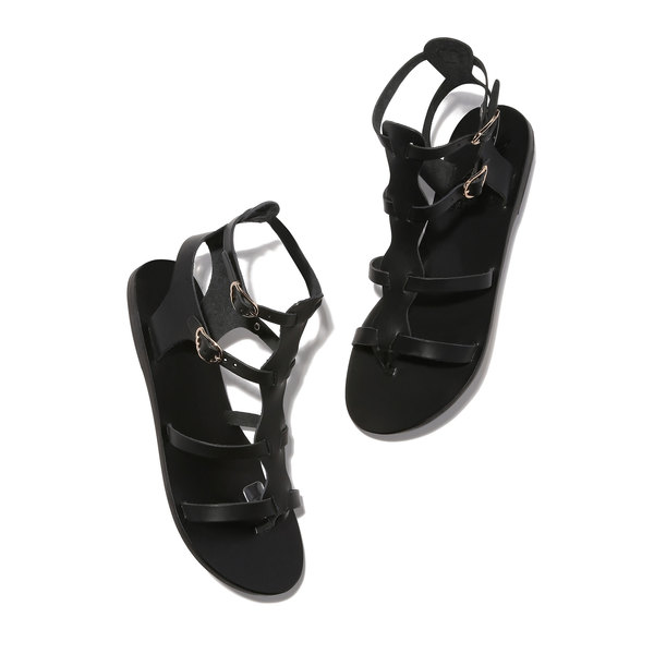 Ancient Greek Sandals Stephanie Leather Sandals