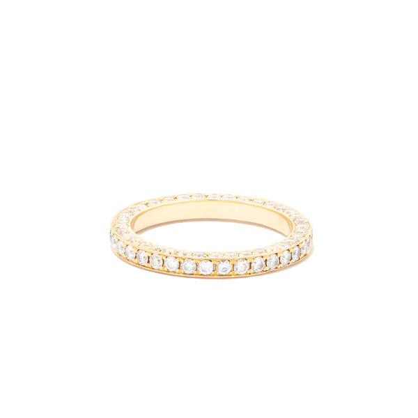 AZLEE All Over Diamond Ring