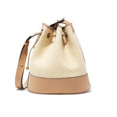 Large Drawstring Handbag
