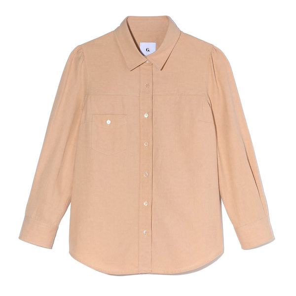 G. Label Elise Chambray Button Down