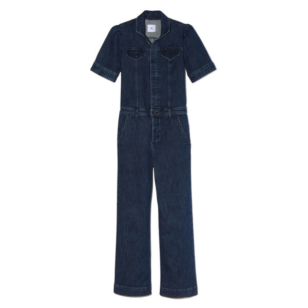 G. Label Katie Denim Jumpsuit