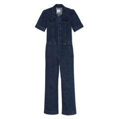 Katie Denim Jumpsuit