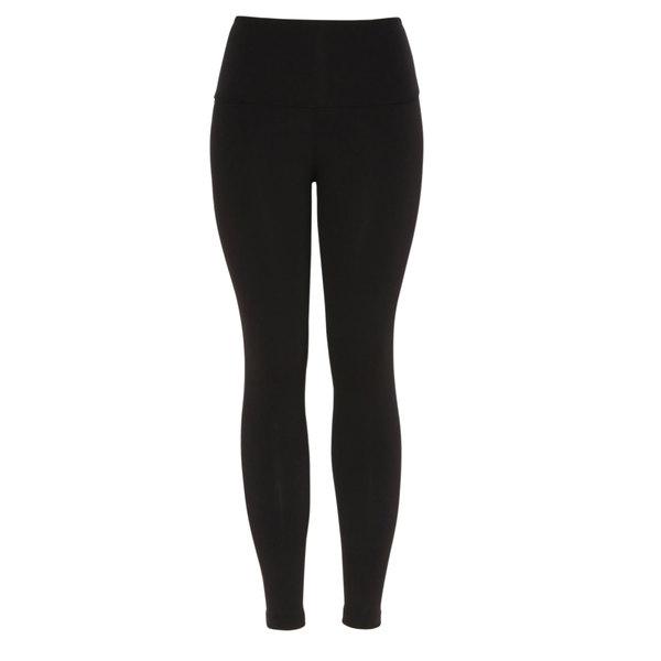 Splits59 Bardot 7/8 Black Leggings