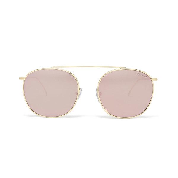 Illesteva Mykonos II Rose Sunglasses