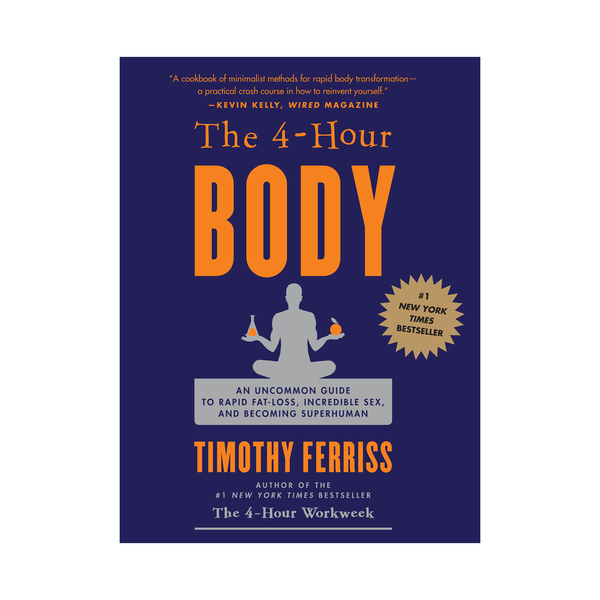 Penguin Random House The 4-Hour Body