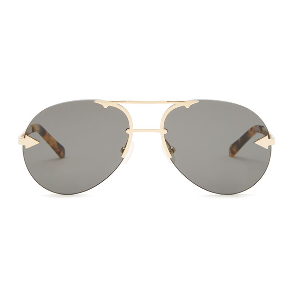Karen Walker Love Hangover Aviator Sunglasses