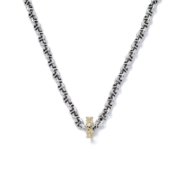 Hoorsenbuhs Open-Link Necklace with Classic Tri-Links