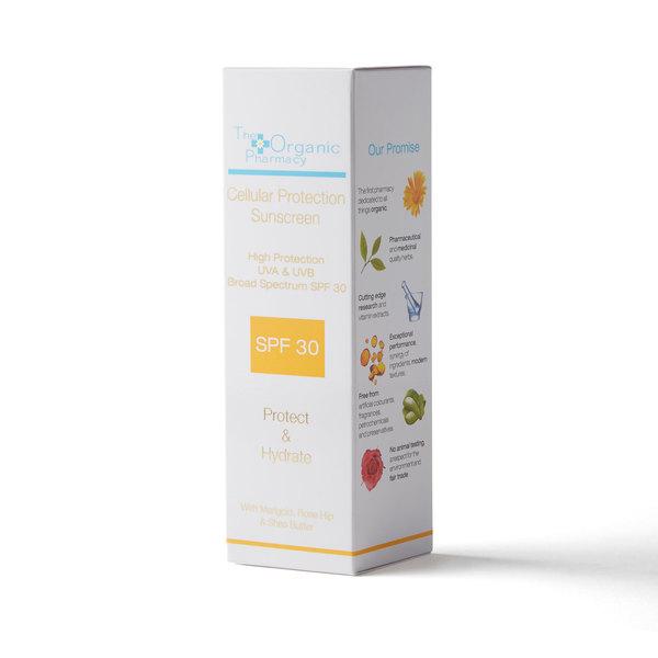 The Organic Pharmacy Cellular Protection Sun Cream SPF 30