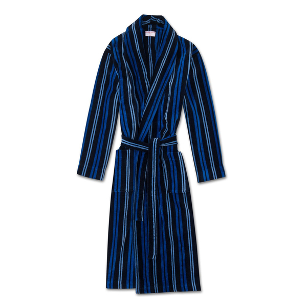 Derek Rose Men's Towel Robe