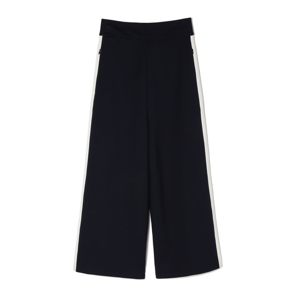 Tibi High-Waisted Striped Nerd Pants
