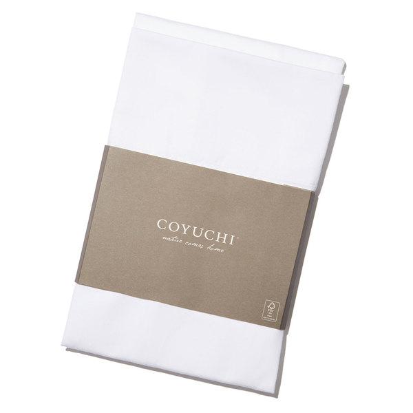 Coyuchi  500 TC Organic Sateen Pillowcase Set - 2 Standard