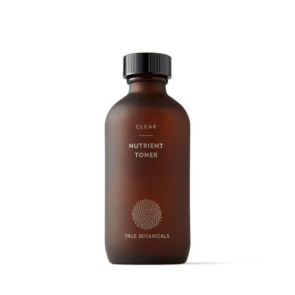 True Botanicals Clear Nutrient Toner