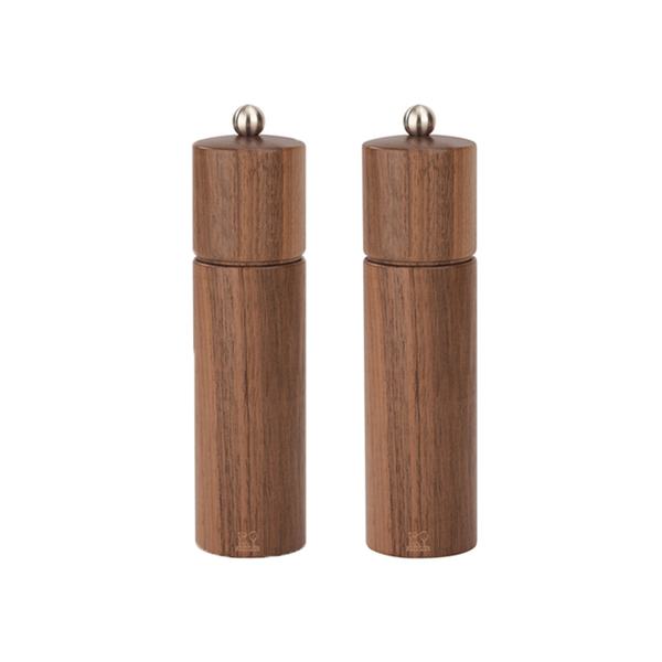 Peugeot Chatel Walnut Salt & Pepper Mill Set