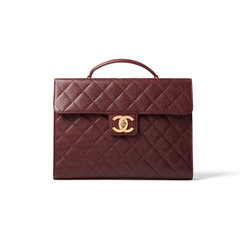 Chanel Caviar Briefcase