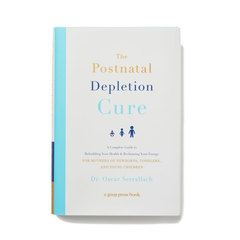 The Postnatal Depletion Cure: A Complete Guide to Rebuilding Your Health