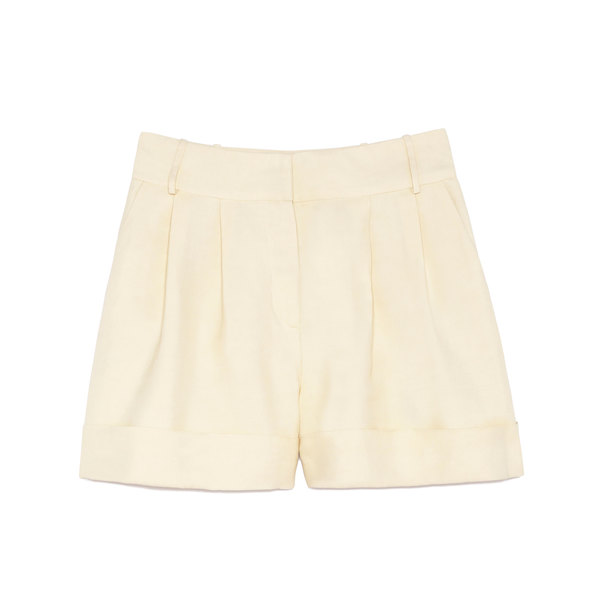 G. Label Stacey High-Waisted Shorts