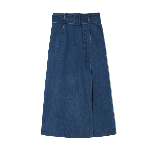 G. Label Margaux Denim Skirt