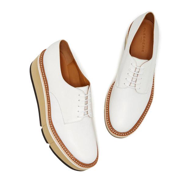 Clergerie Barbara Flatform Loafers