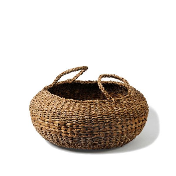 Maison Bengal  Hogla Egg Basket Large